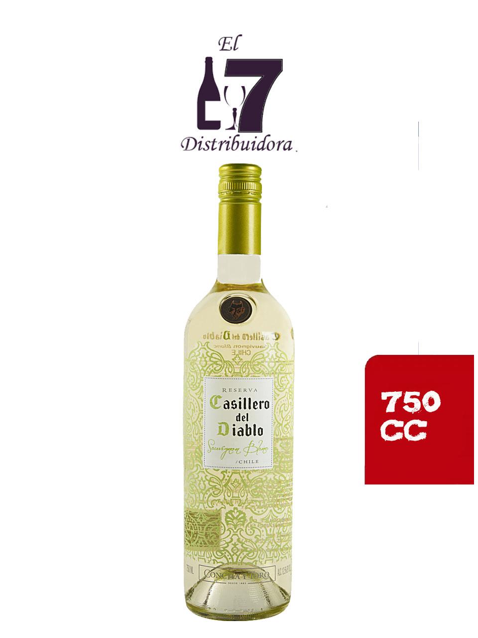 Casillero Del Diablo sauvignon Blanc 750 CC