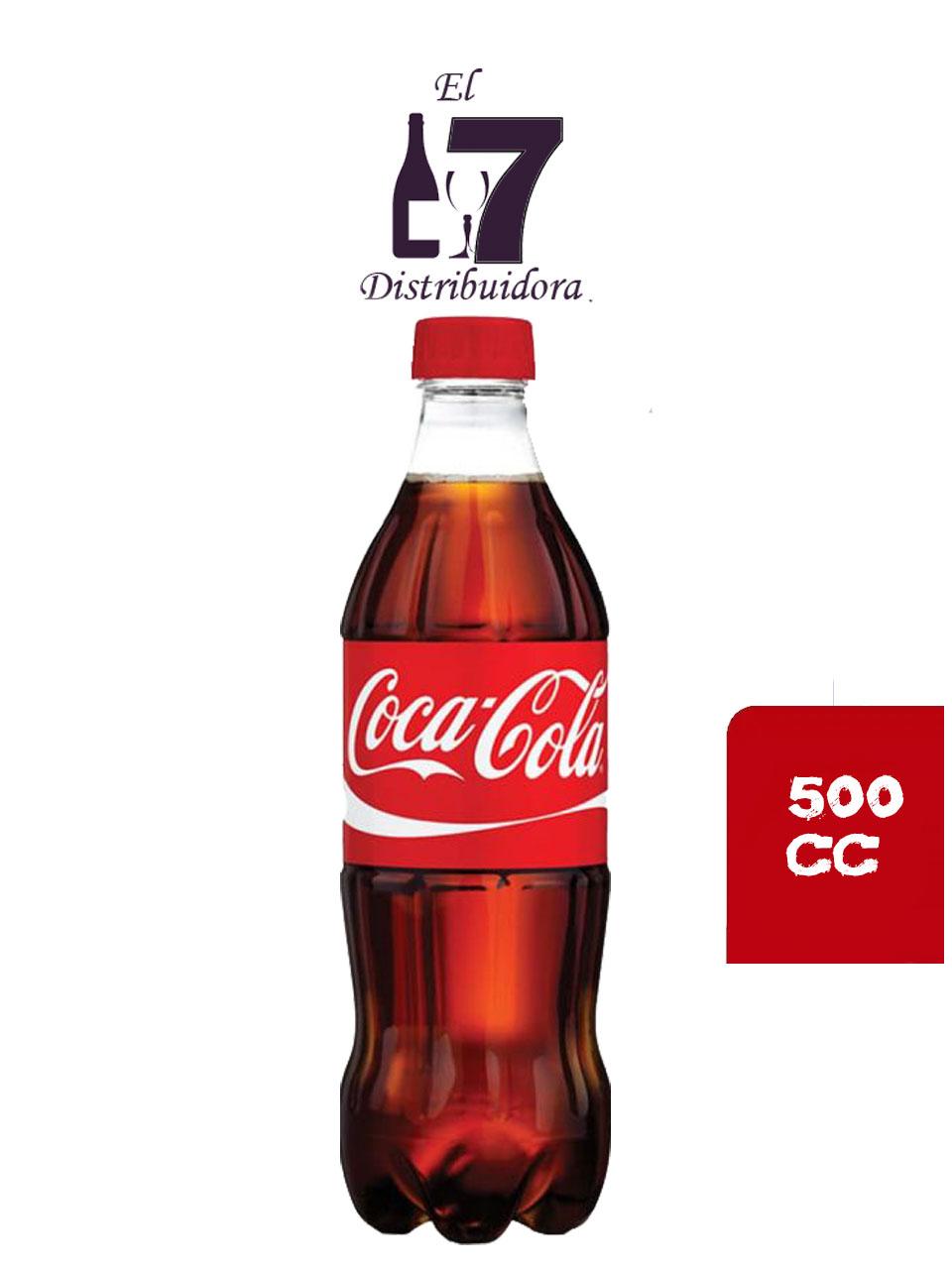 Coca Cola Original 500 CC x6