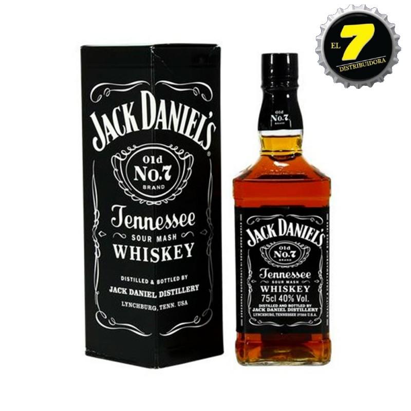 Jack Daniel´s Old N° 7 750 CC