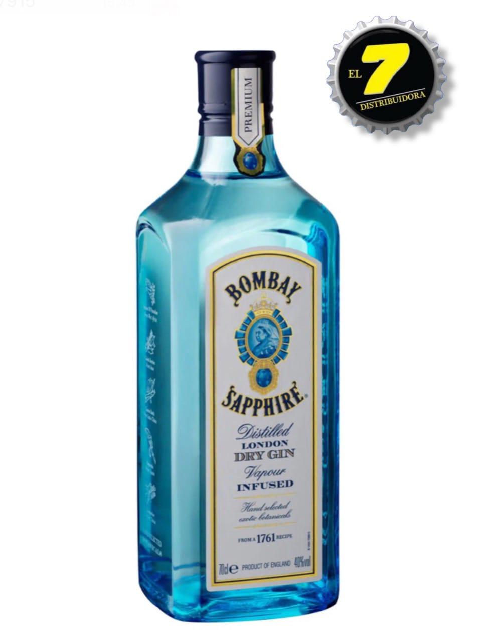 Bombay Sapphire Dry Gin 750 CC