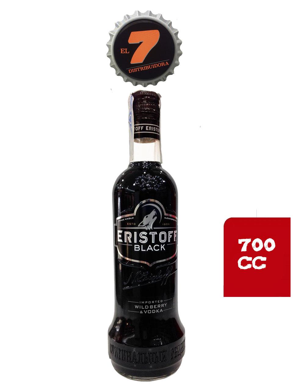 Eristoff Black 700 cc