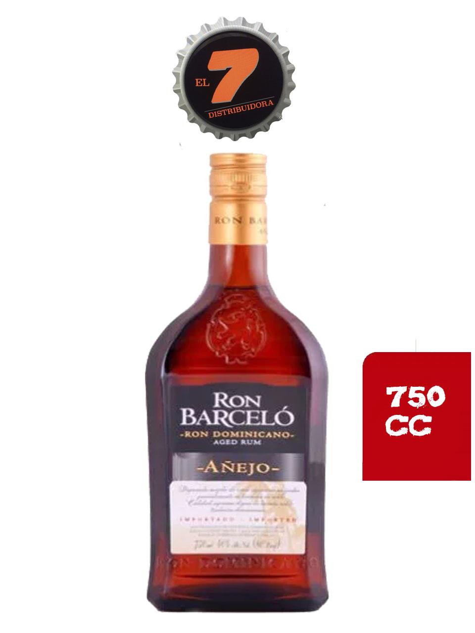 Barcelo Añejo 750 CC