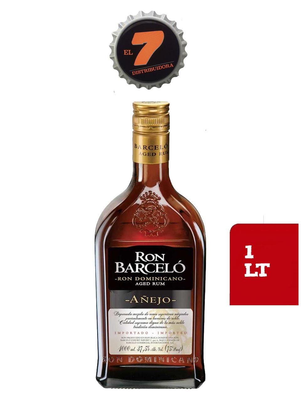 Barcelo Añejo 1 Litro
