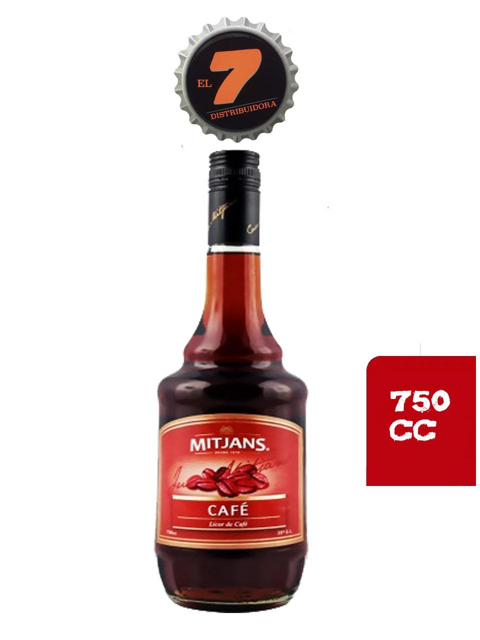 Mitjans Cafe 750 CC