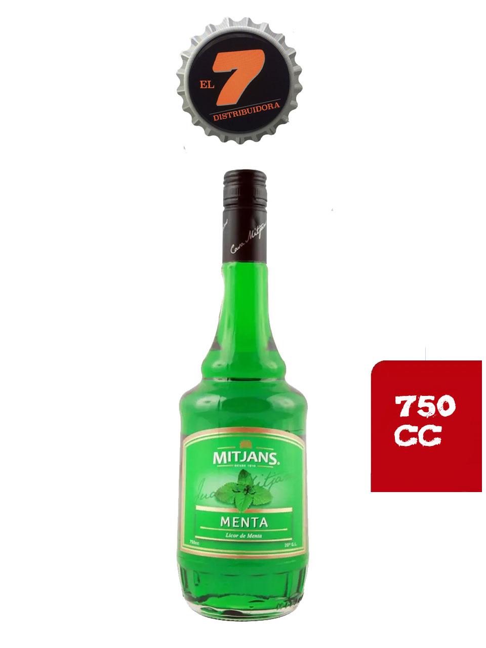 Mitjans Menta 750 CC