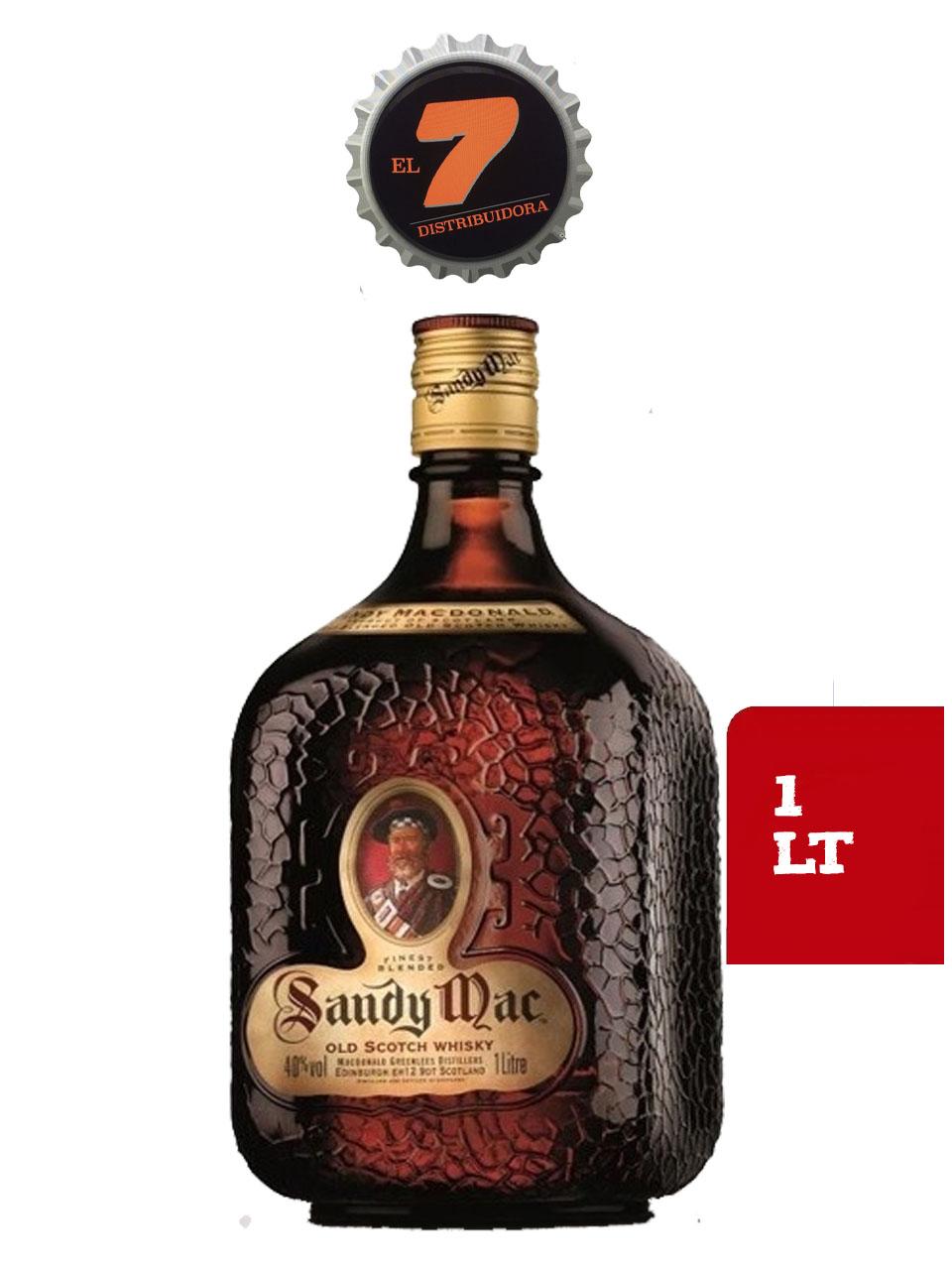 Whisky Sandy MacDonald 1 Litro