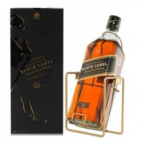 Johnnie Walker Black Label 3 litros