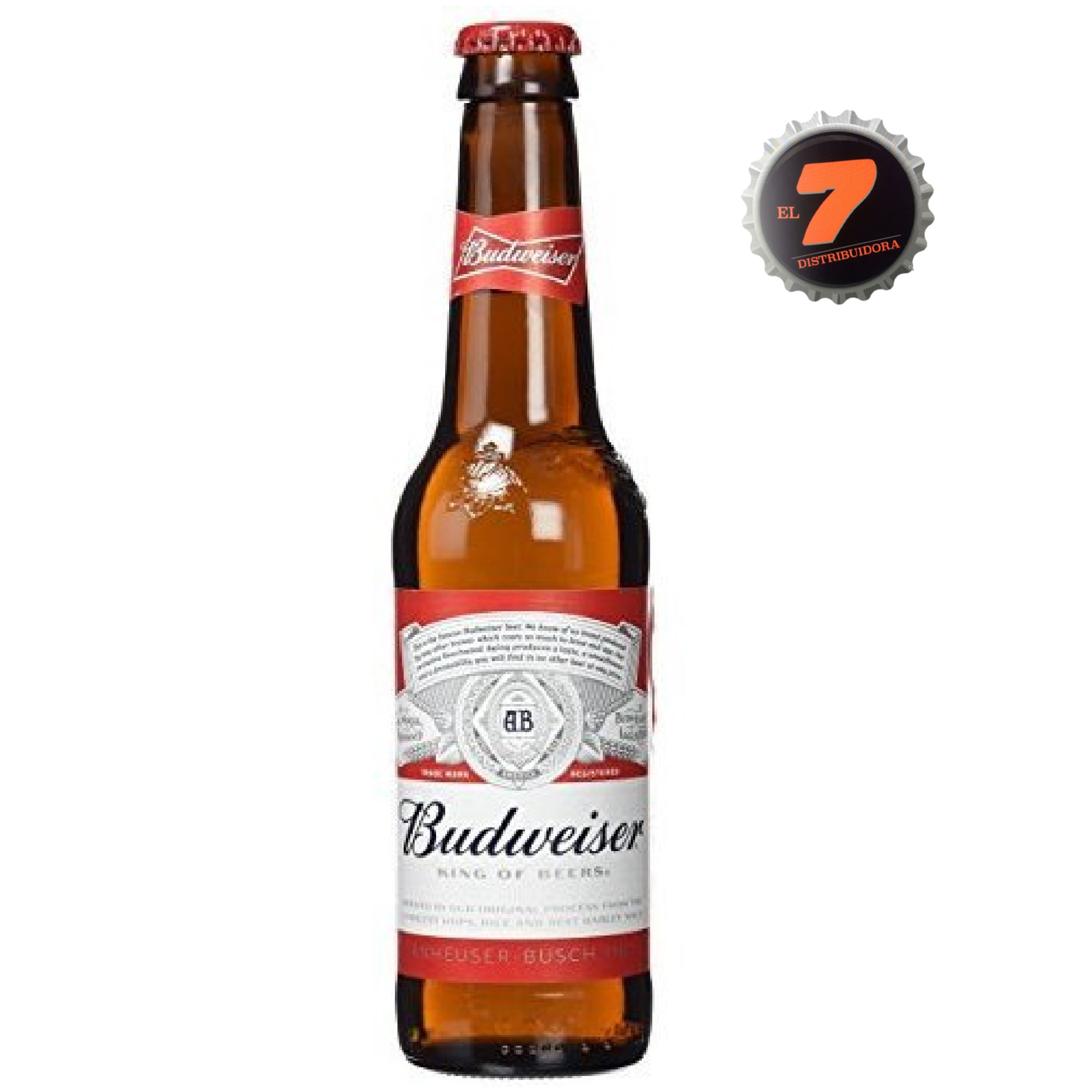 budweiser personal pack x 24 unidades