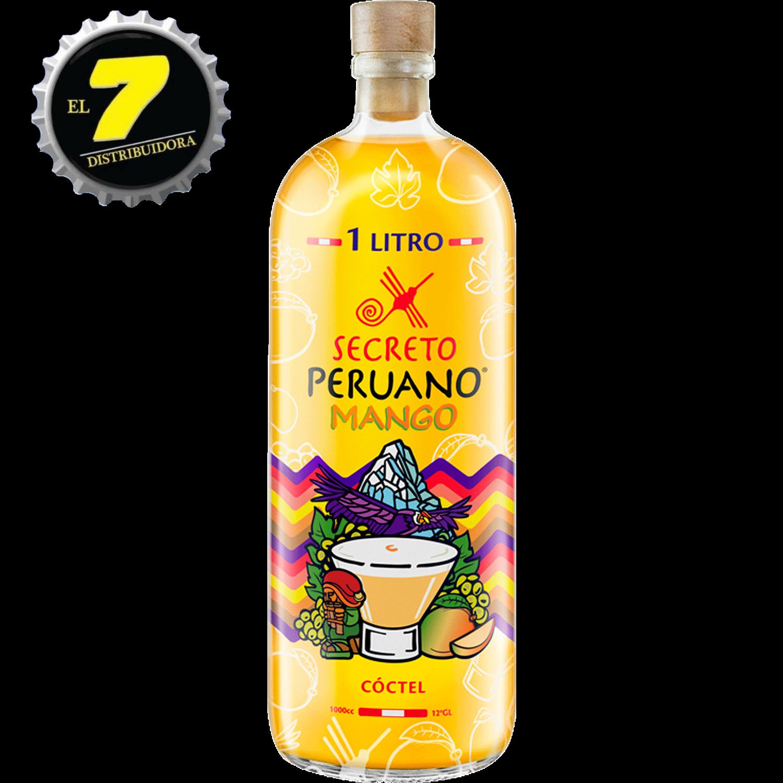 Secreto Peruano Mango  1 Litro