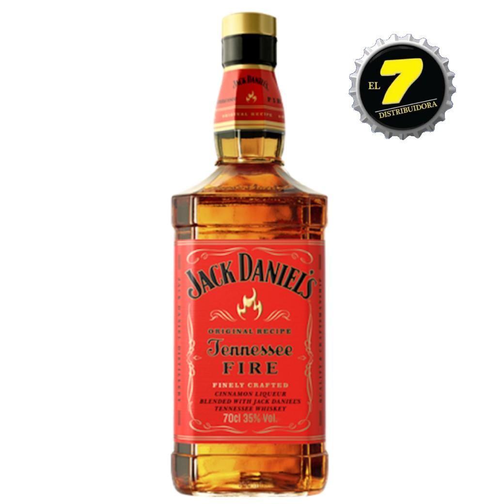Jack Daniels Fire 750cc