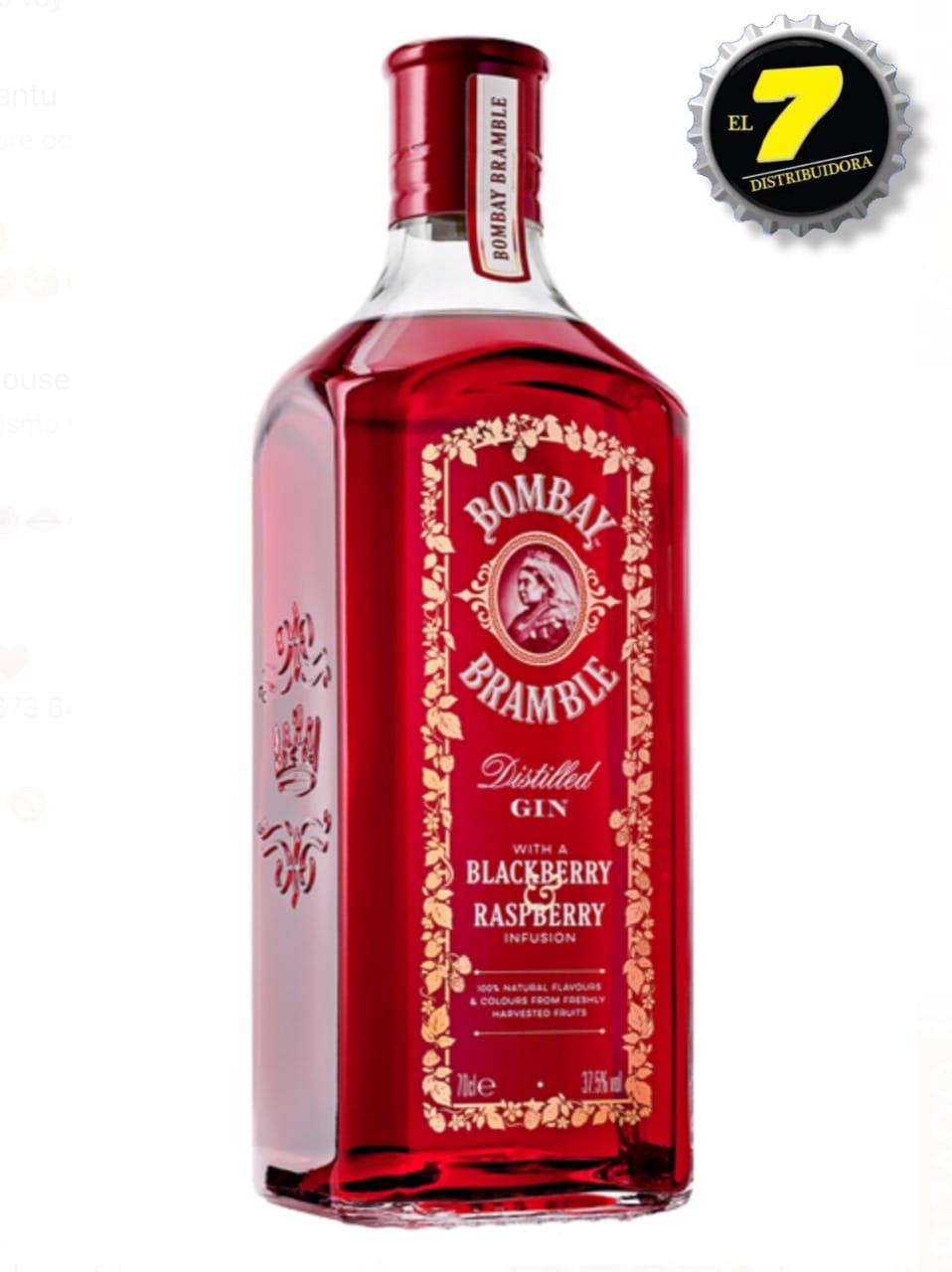 Gin Bombay Bramble