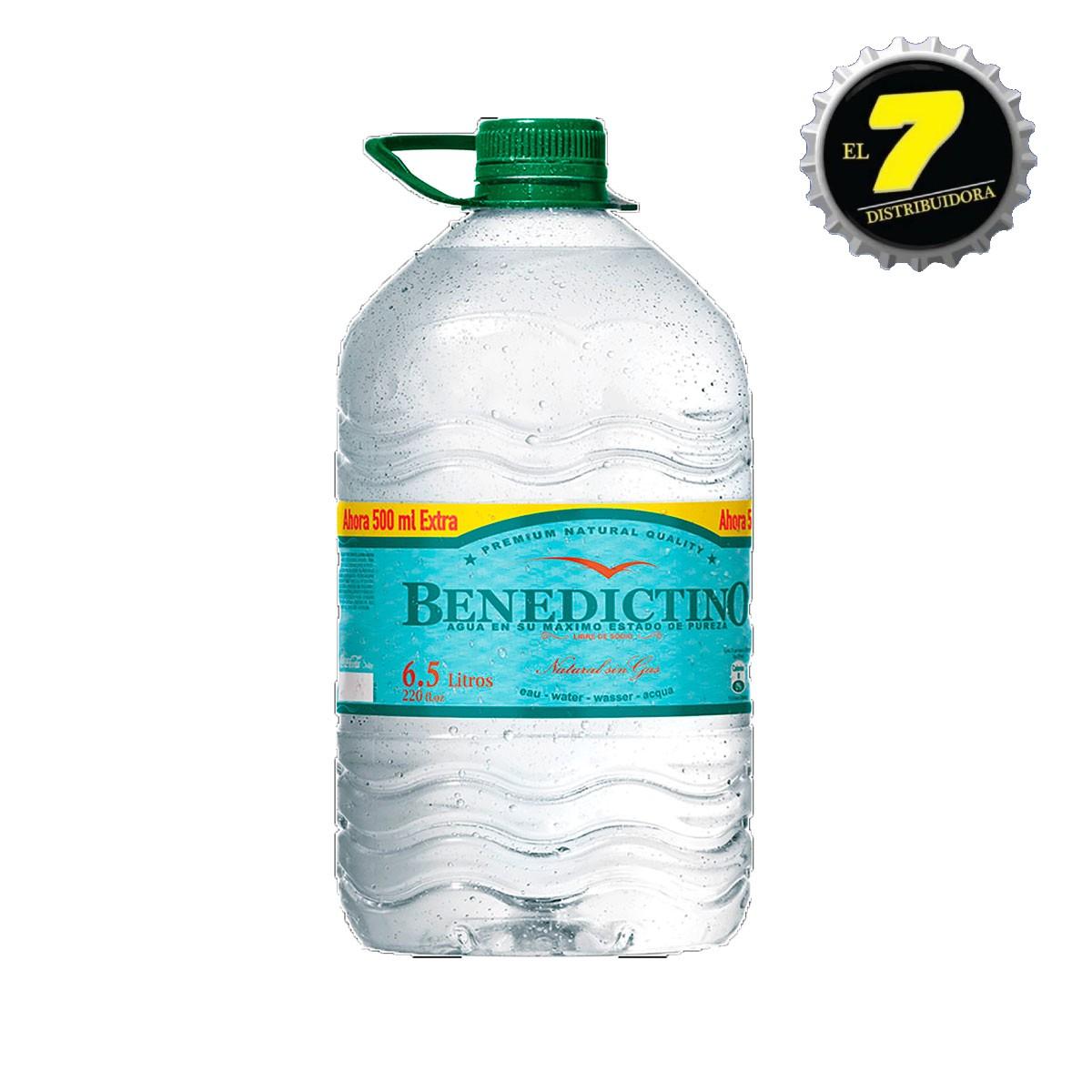 Bidon Benedictino 6.5L