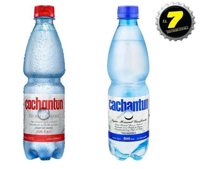 Cachantun 500cc x 12 unidades