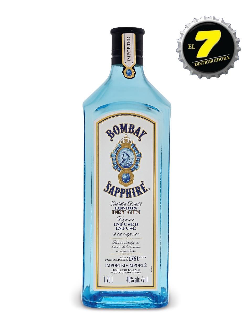 Gin Bombay Sapphire 1.75L