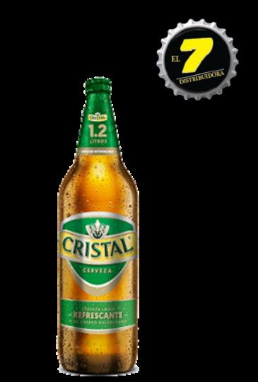 Cristal 1.2L Retornable x12 Unidades