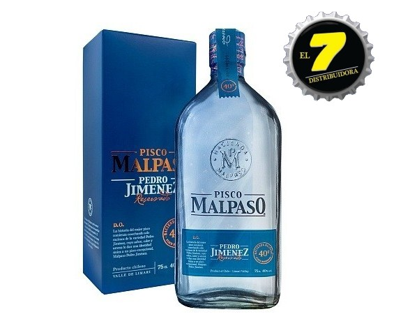 Mal Paso Pedro Jimenez 40°