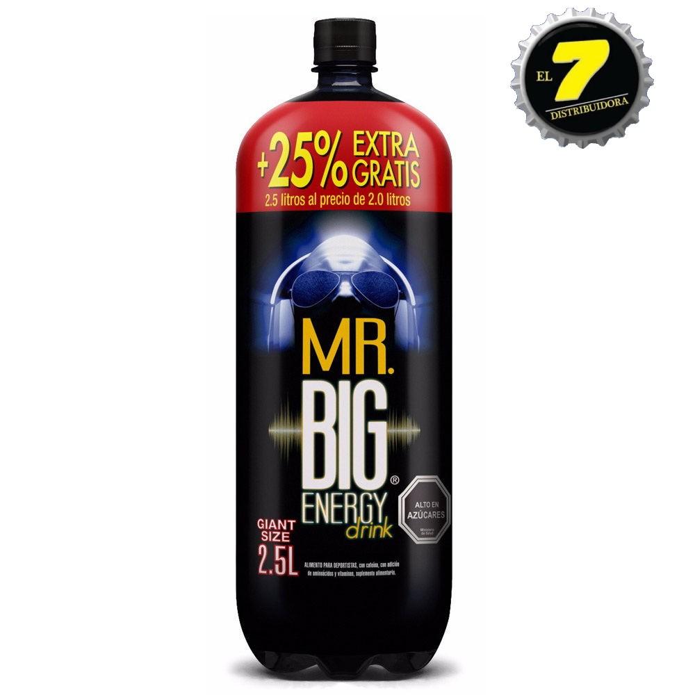 Mister Big 2.5L x6 Unidades
