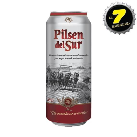 Pilsen del sur 473cc x24 unidades