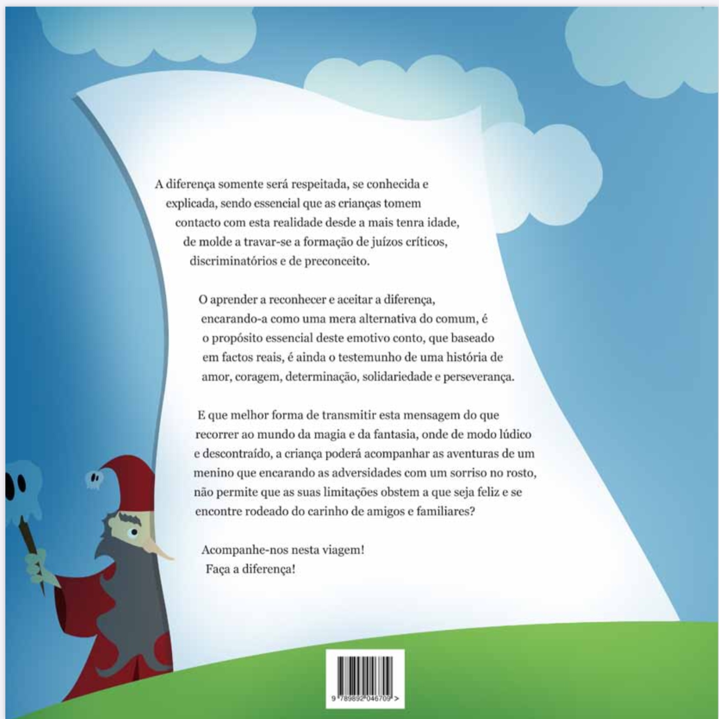 O mundo mágico de Mateus - o livro