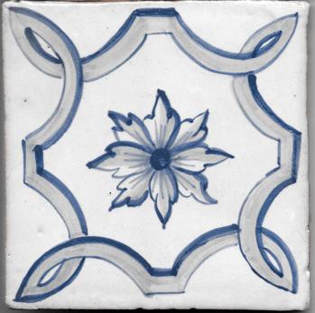 Restoration Tile - Old Pattern 17