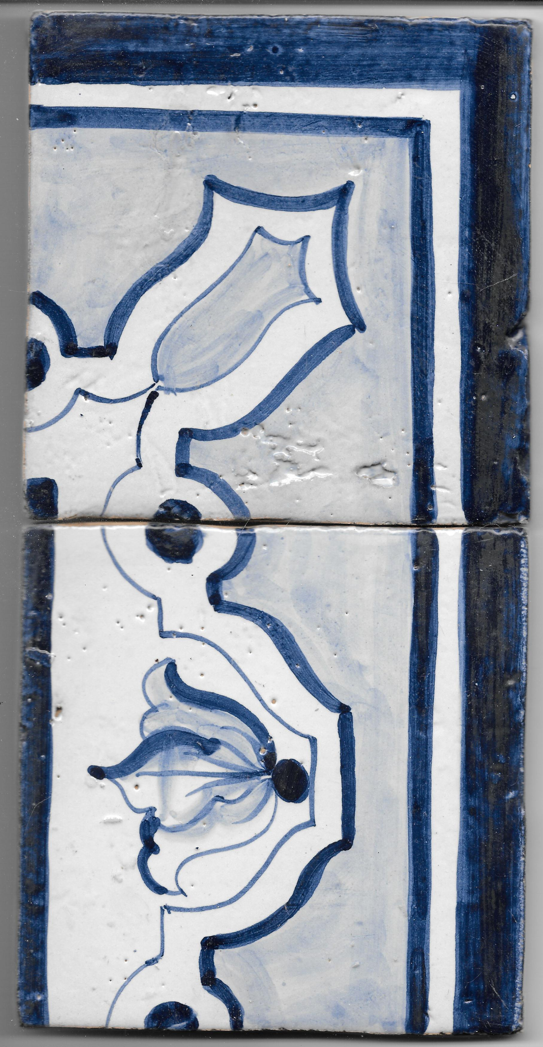Restoration Tile - Old Border 1