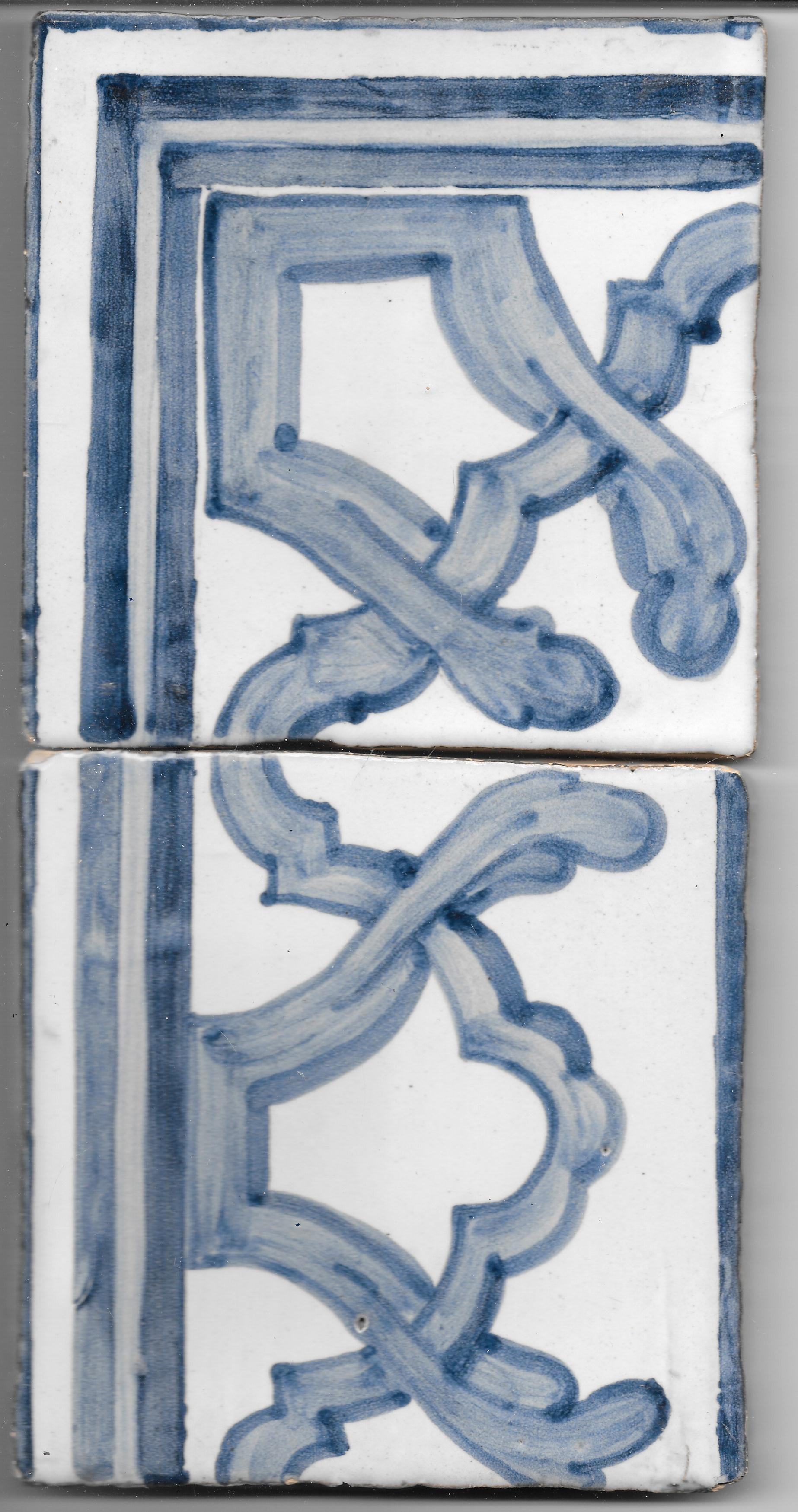 Restoration Tile - Old Border 11