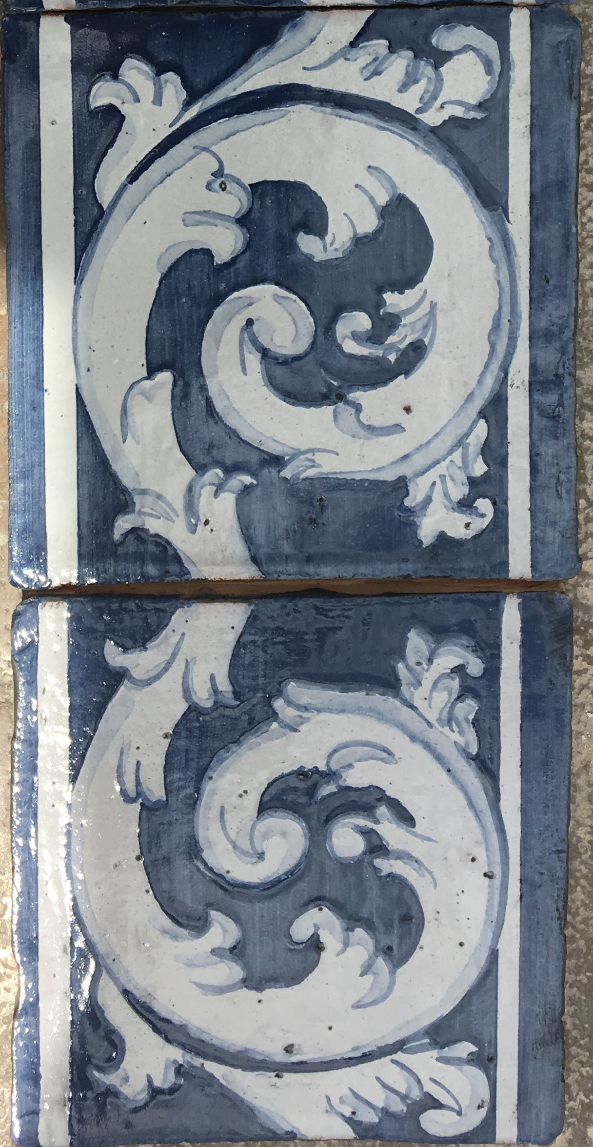 Restoration Tile - Old Border 19