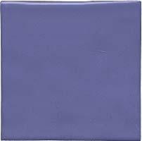 Carrelage fait main - Couleur Bleu Violet