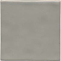 Handmade tile - Light Gray