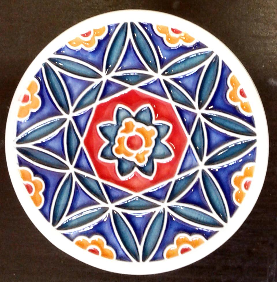 Porta Copos em Cerâmica I