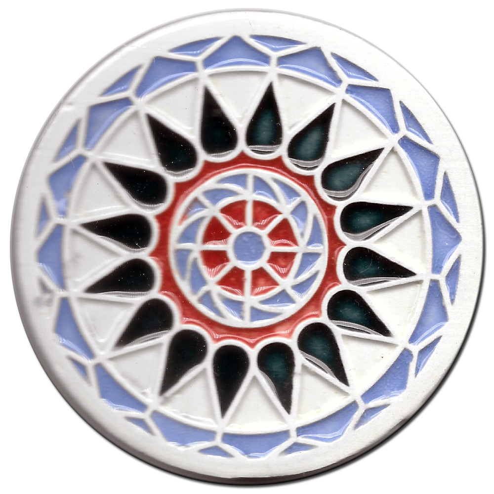Porta Copos em Cerâmica V
