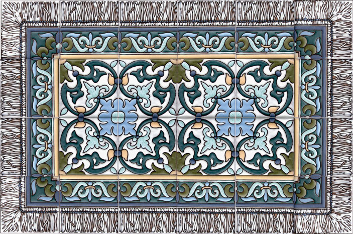 Carpet of Tiles - Largo da Alfândega