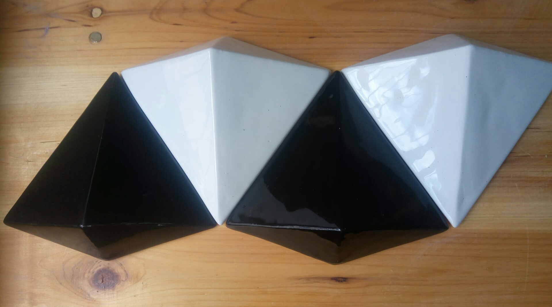 Carreaux de céramique émaillés 3D - conception JTA