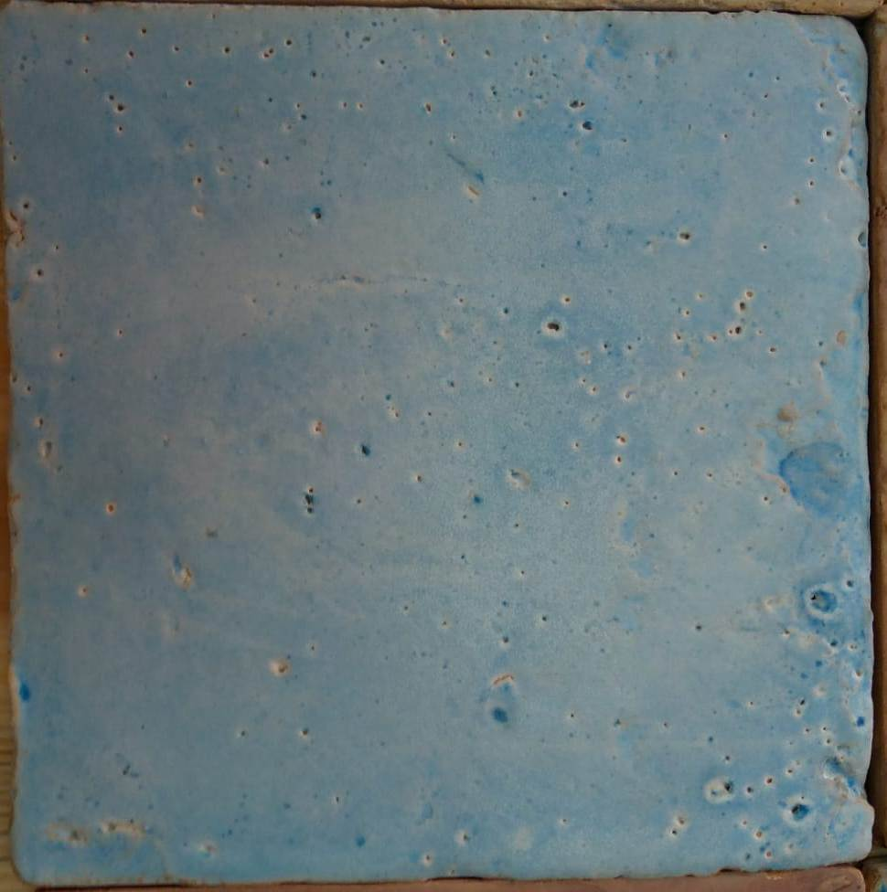"Ceramic floor ""Memories"" Rustic Tile Line - Costa Azul"