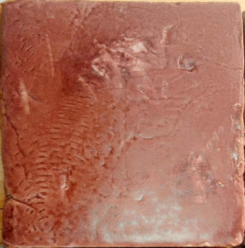 "Ceramic floor ""Memories"" Rustic Tile Line - Silves"