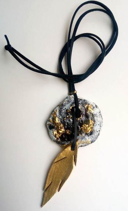 "Necklace ""Mar de Cascais"" VI"