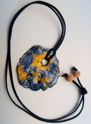 "Necklace ""Mar de Cascais"" XVII"