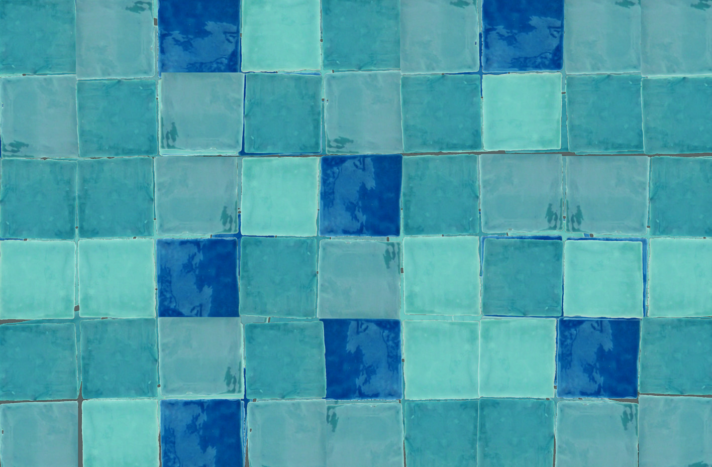 Moroccan Handmade Tile - 10x10