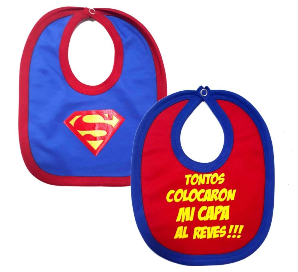 Ropa Para Bebe Baberos superman y capa  Baby Monster