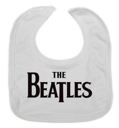 Ropa Para Bebe Baberos The beatles  Baby Monster