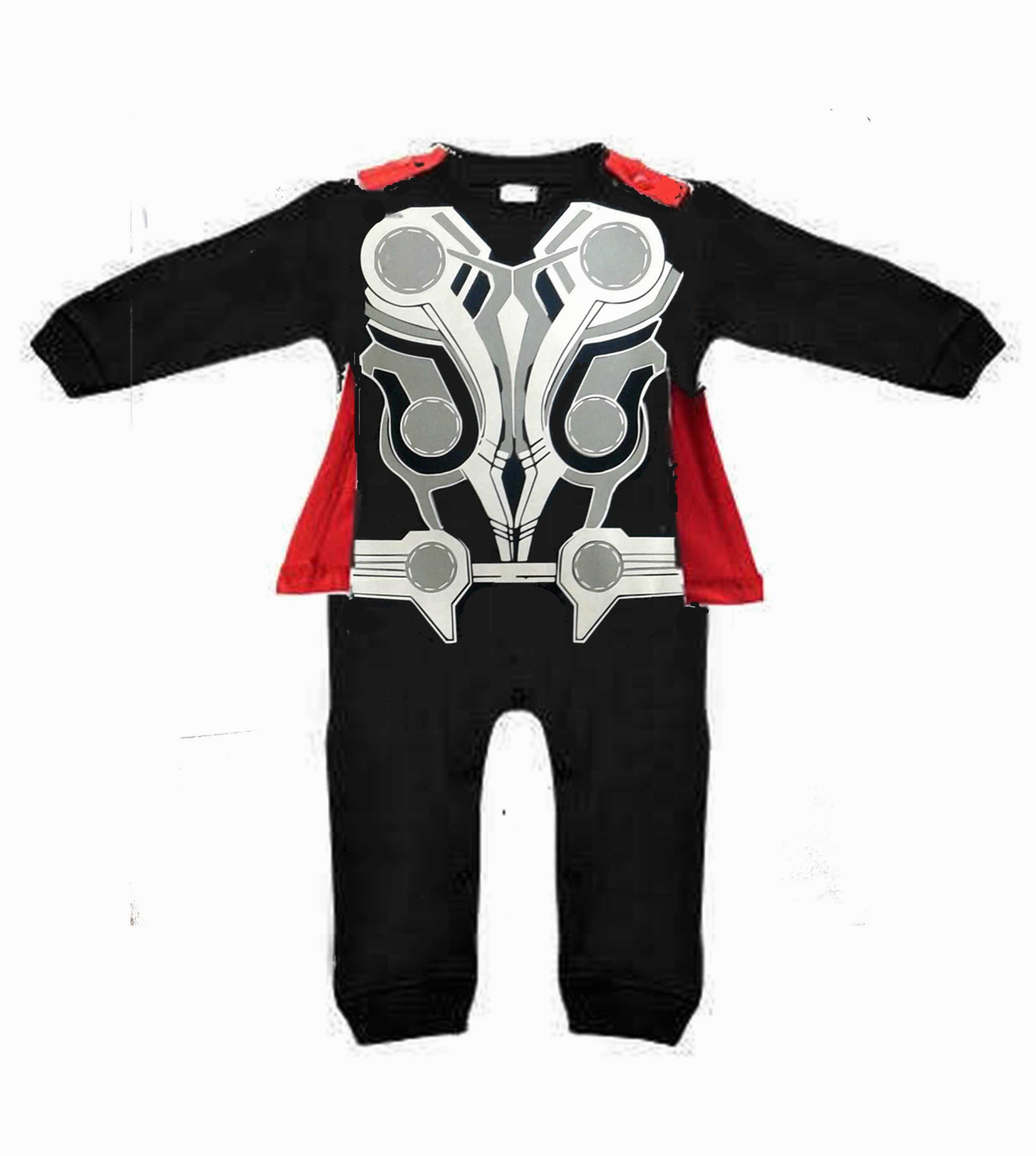 Ropa para bebe pijama marvel Thor  baby monster