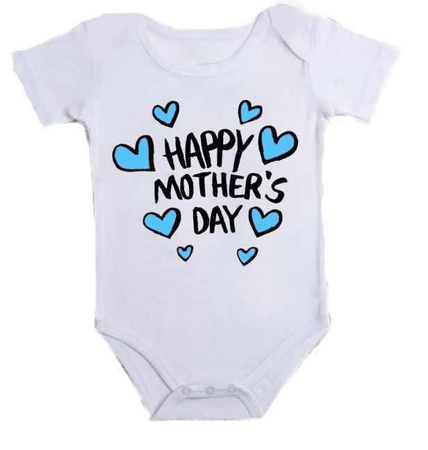 Ropa Para Bebe Body Bodi Happy Mothers Day