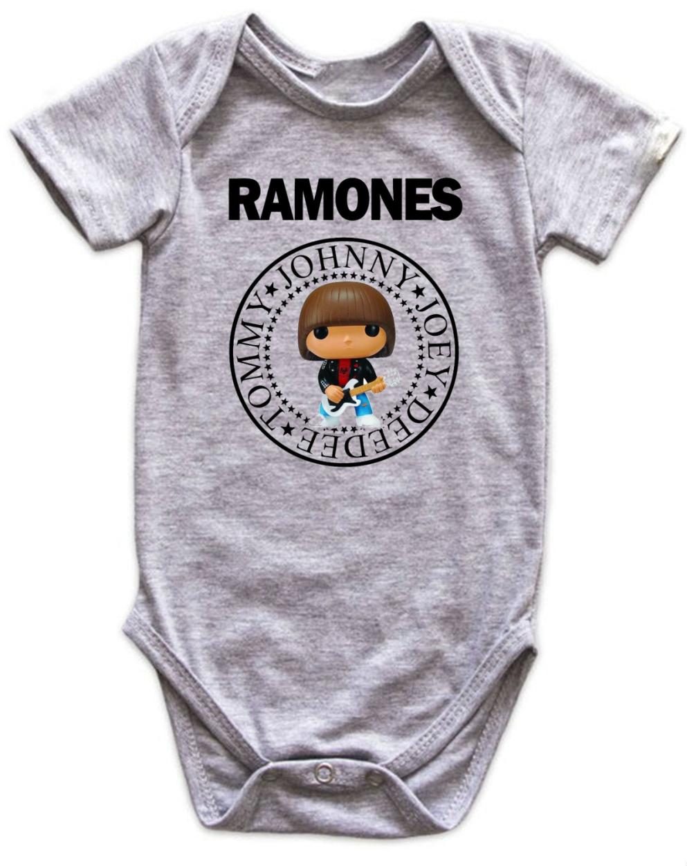 Ropa Para Bebe Body Bodie Rock Ramones Baby Monster