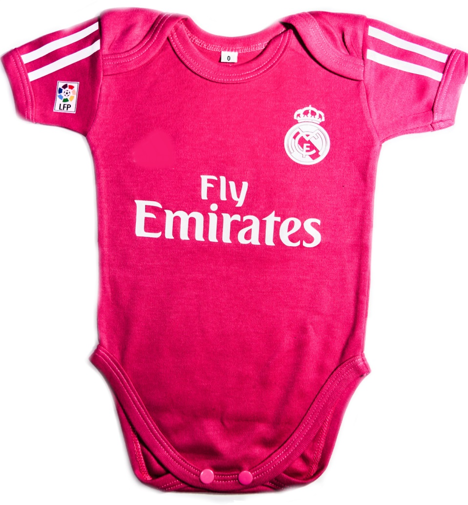 REAL MADRID ROSADO