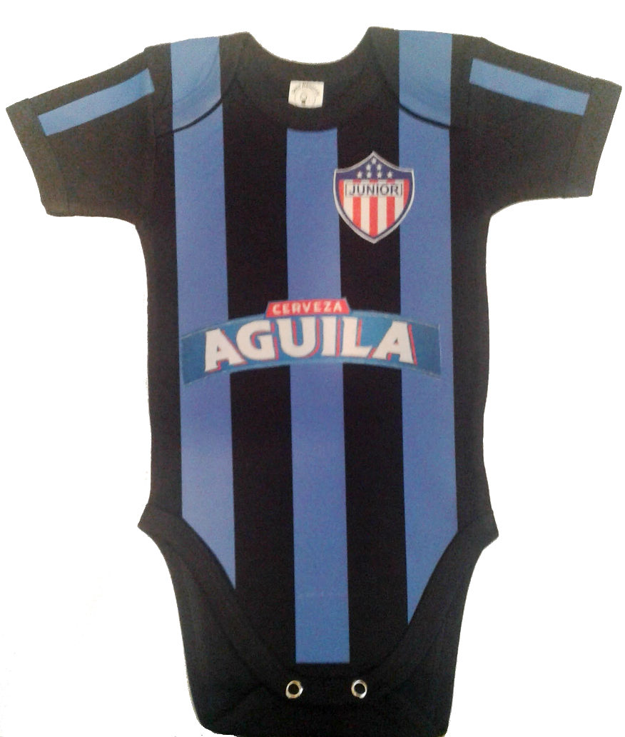 Ropa Bebe Body Bodie Futbol Junior Baby Monster