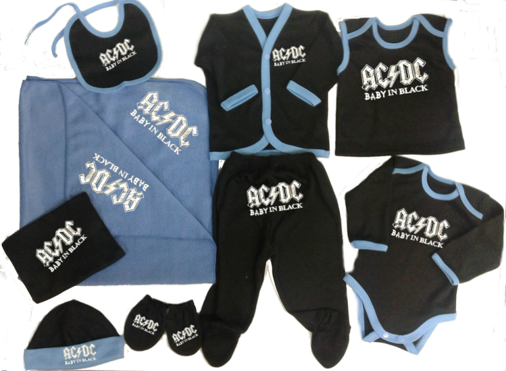 CONJUNTO AC/DC