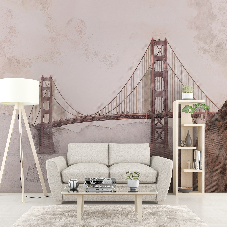 Golden Gate Sketch