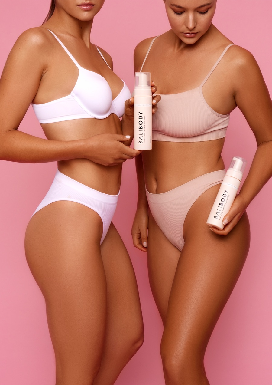 Clear Self Tanning Mousse 4