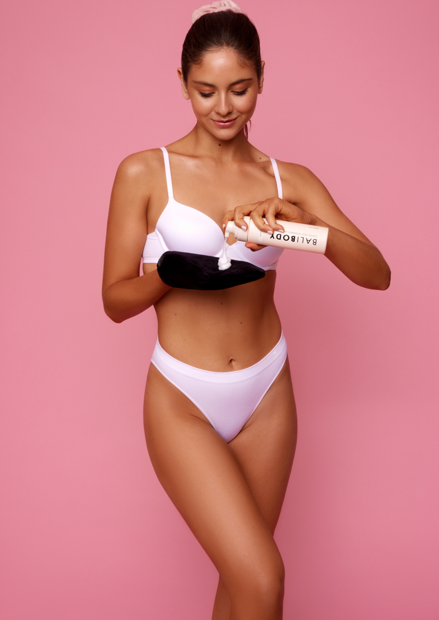Clear Self Tanning Mousse 2