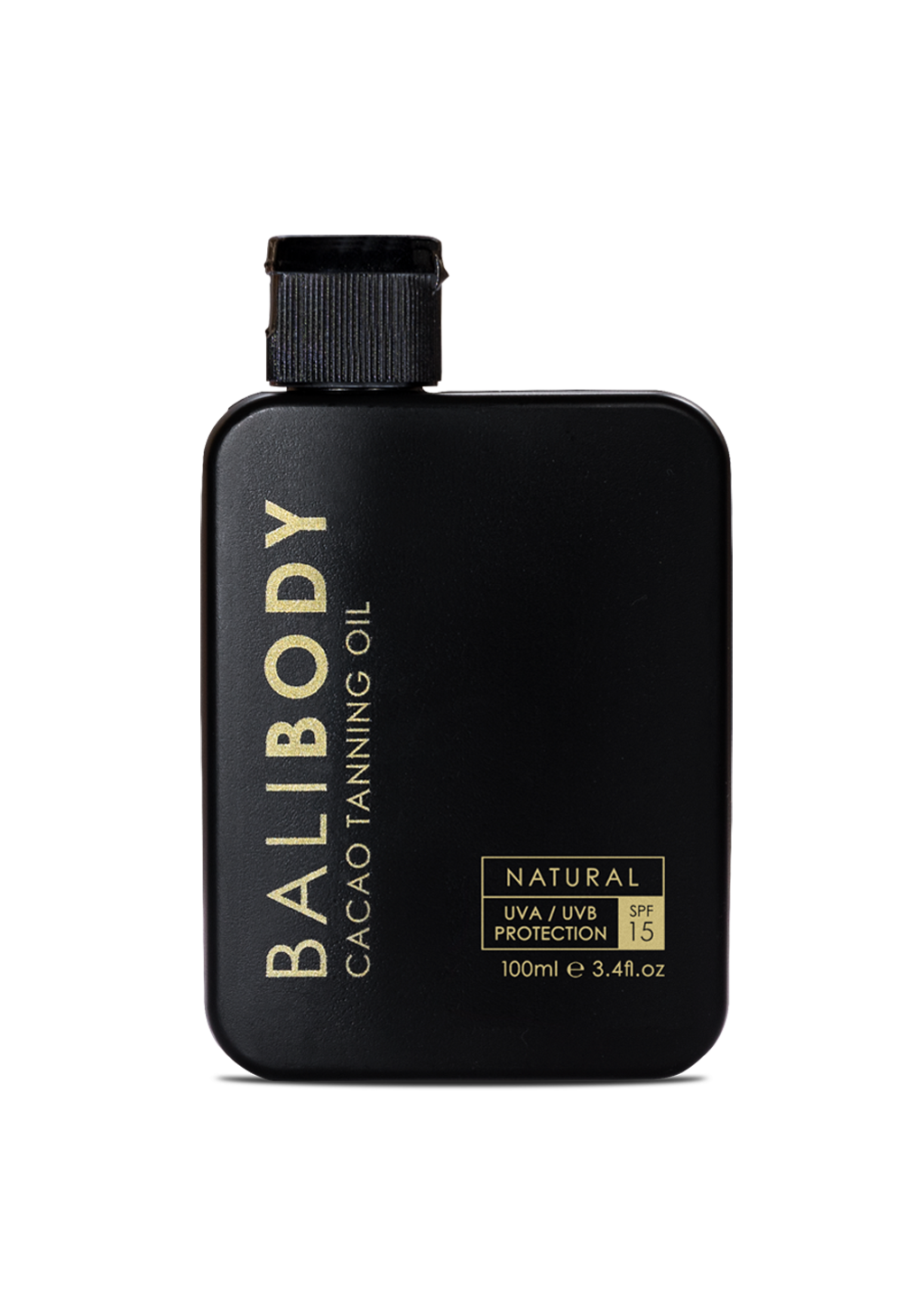 Cacao Tanning Oil SPF15 1